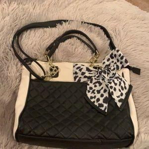 """Betsy Johnson """"Be Mine"""" purse"""